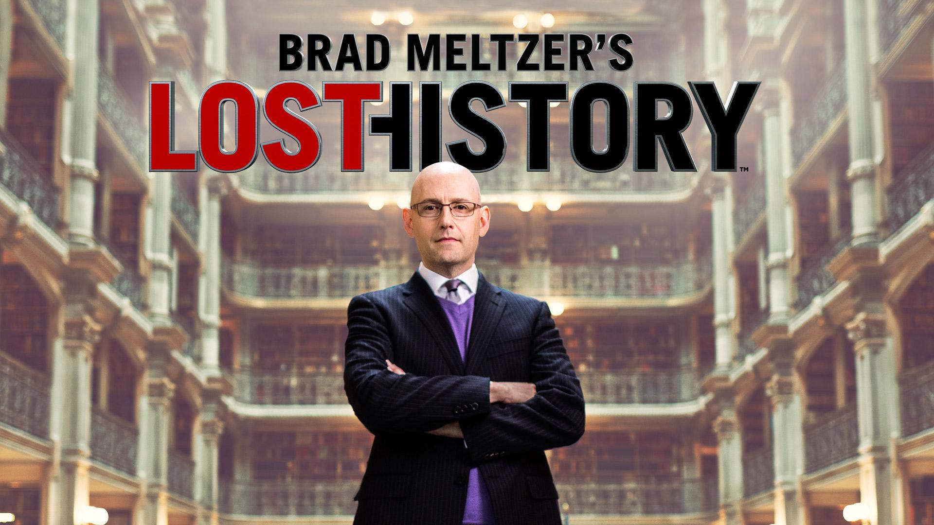 Brad Meltzer's Lost History Season 1