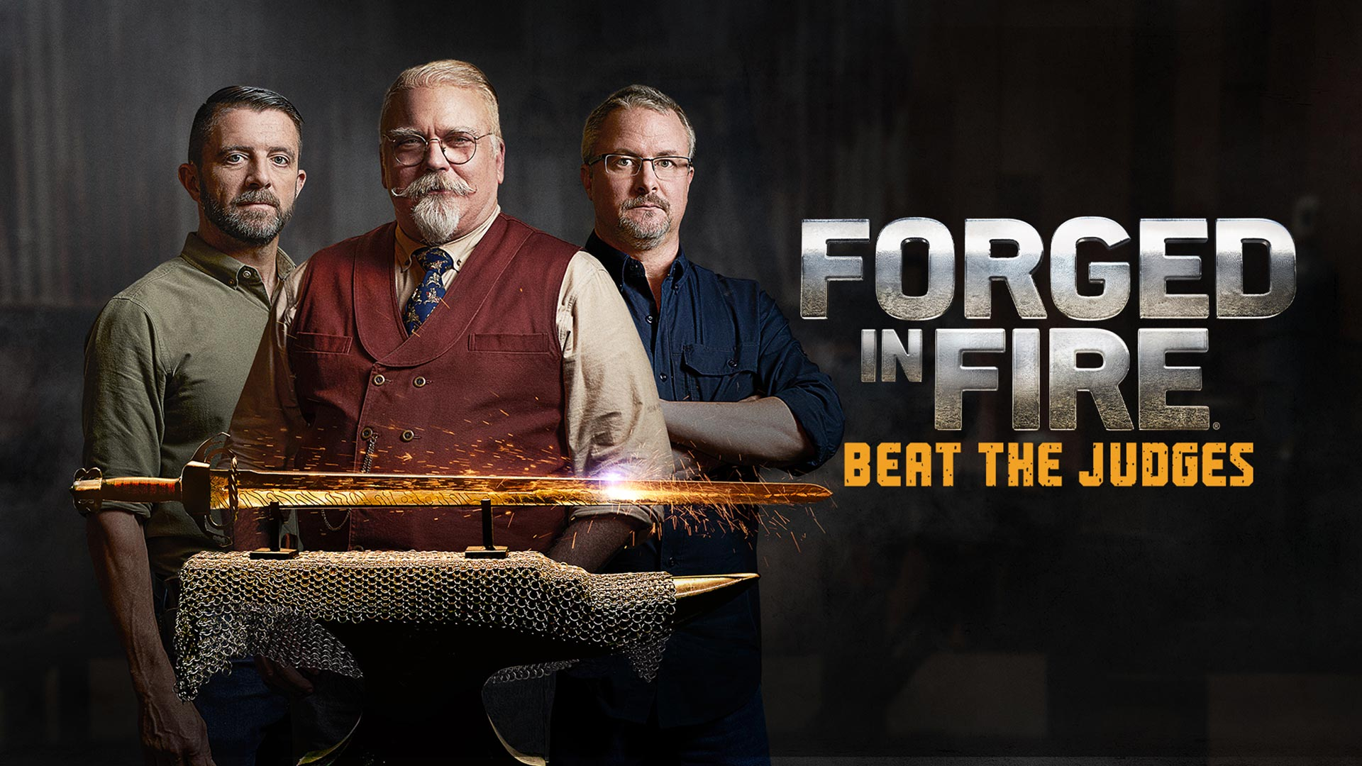 Forged in Fire: Beat the Judges Season 1
