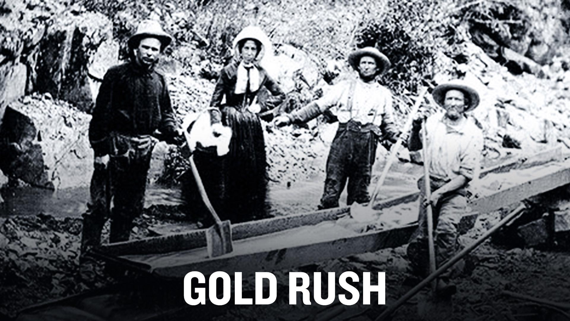 California Gold Rush Season 1