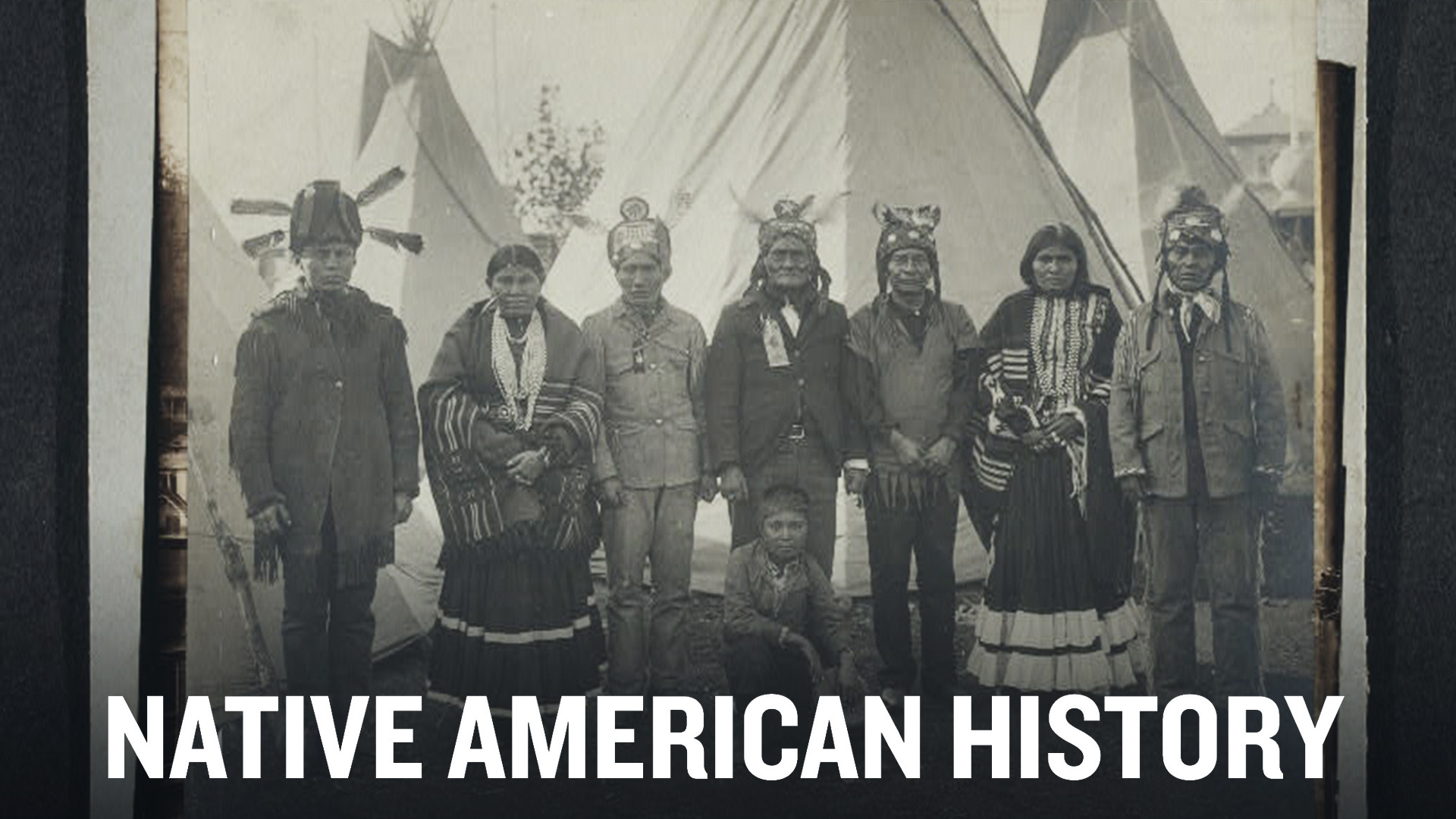 Native American History Season 1