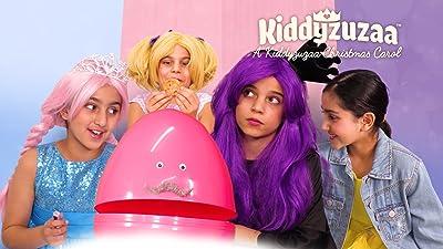 Kiddyzuzaa: A Kiddyzuzaa Christmas Carol