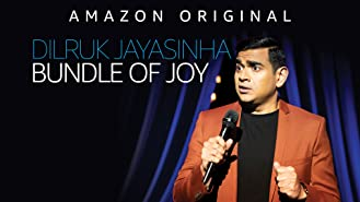 Dilruk Jayasinha: Bundle of Joy (4K UHD)