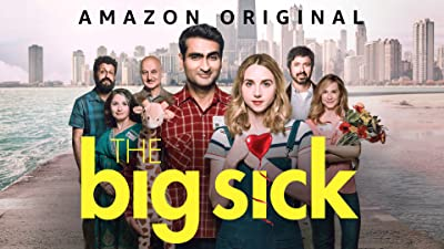The Big Sick (4K UHD)