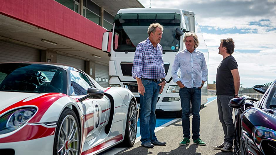 Amazon Com The Grand Tour Season  Jeremy Clarkson Richard Hammond James May Andy Wilman