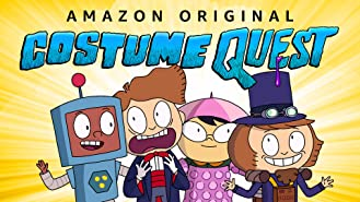 Costume Quest - Season 1, Part 1