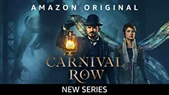 Carnival Row - Season 1 (4K UHD)