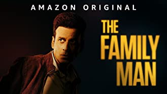 The Family Man - Season 1 [English Dubbed] (4K UHD)