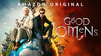 Good Omens  - Season 1 (4K UHD)