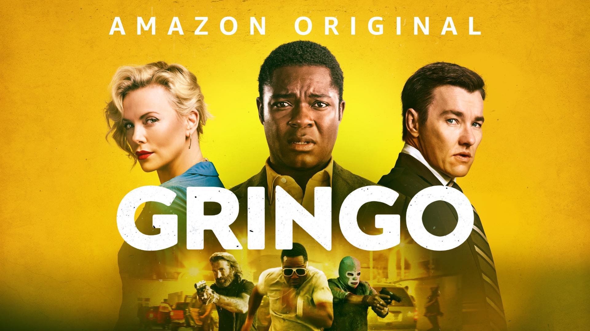 Gringo (4K UHD)