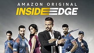 Inside Edge Season 1 [English Dubbed] (4K UHD)