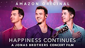 Happiness Continues: A Jonas Brothers Concert Film [Ultra UHD]