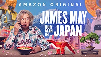 James May: Our Man In Japan - Season 1 (4K UHD)