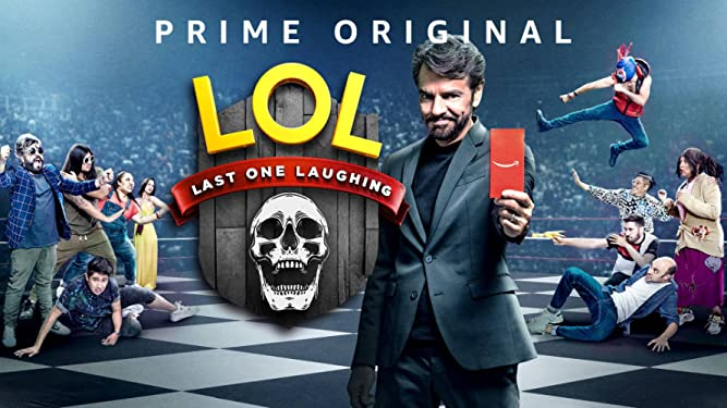 Amazon com: Watch LOL: Last One Laughing - Season 1 | Prime Video