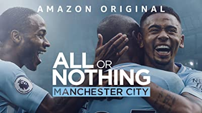 All or Nothing: Manchester City (4K UHD)