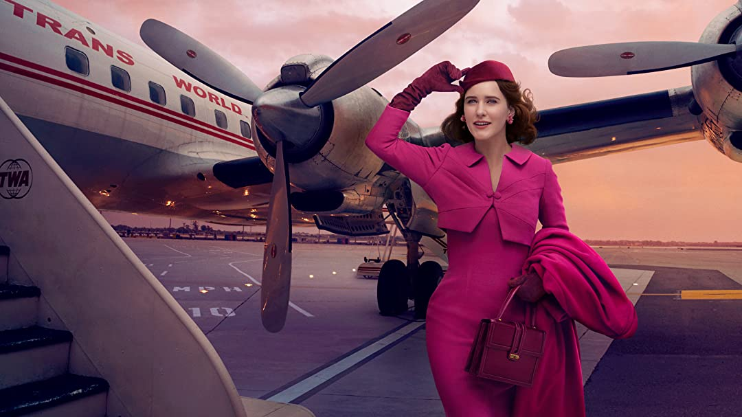Image result for marvelous mrs maisel season 3