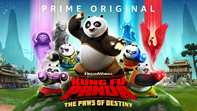 Amazon com: Watch Kung Fu Panda: The Paws of Destiny