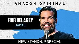 Rob Delaney: Jackie (4K UHD)