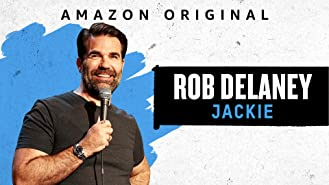 Rob Delaney: Jackie (4K UHD)