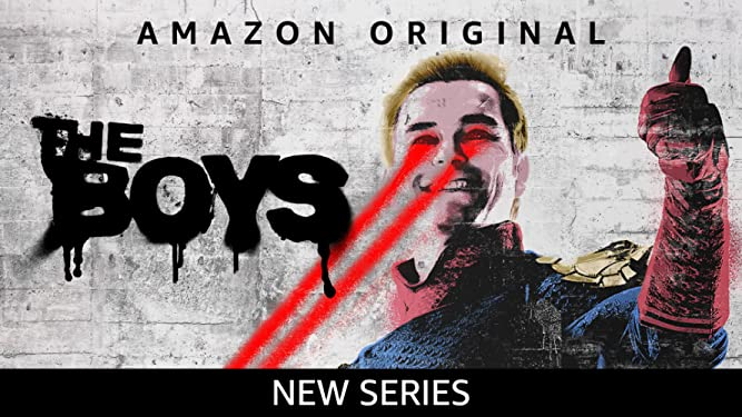 Amazon com: Watch The Boys Season 1 | Prime Video