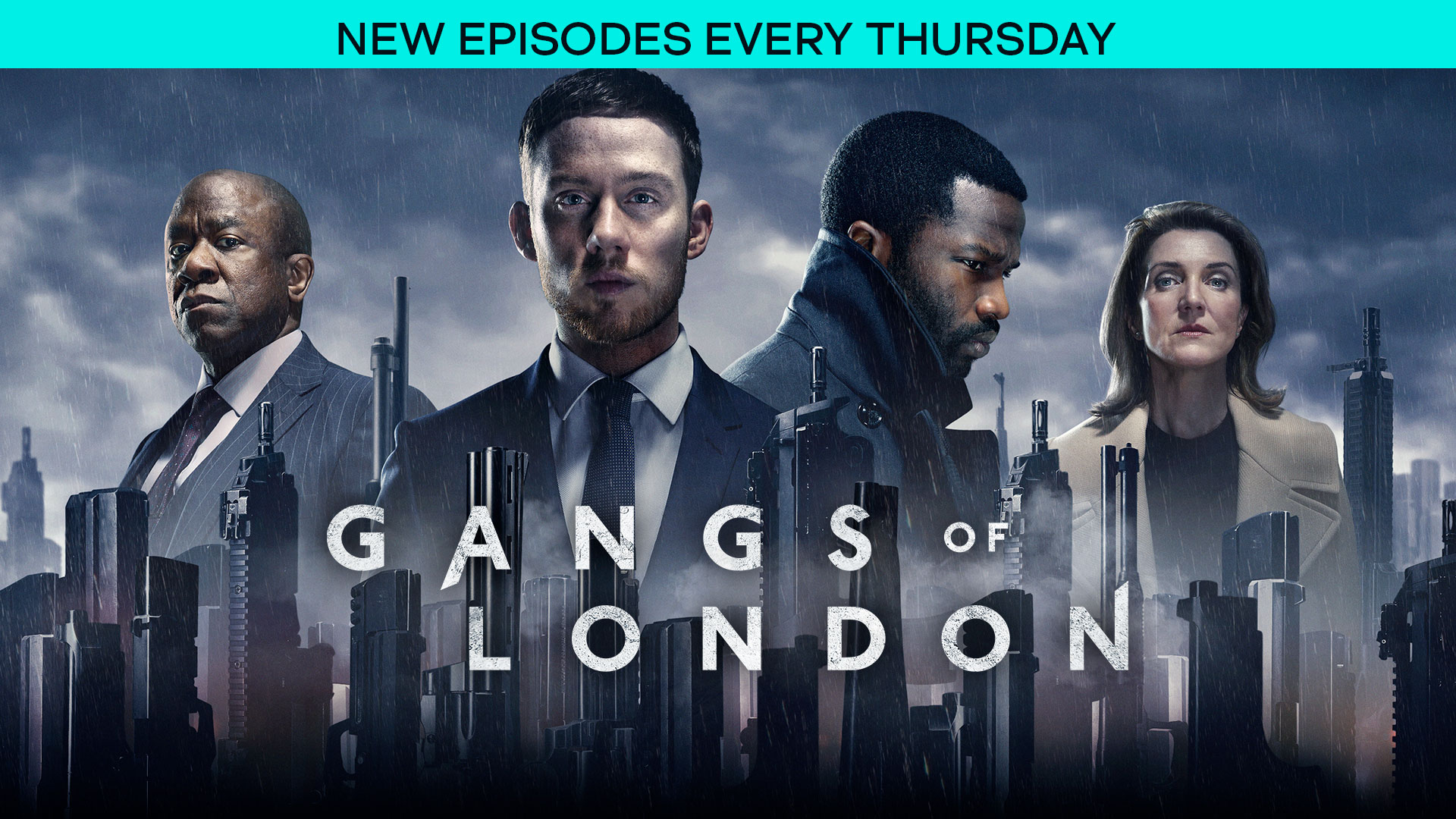 Gangs of London, Season 1