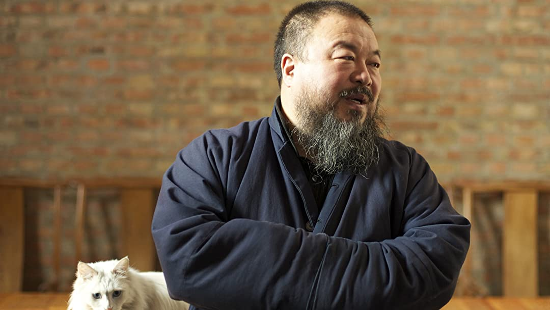 Image result for AI WEIWEI: NEVER SORRY movie
