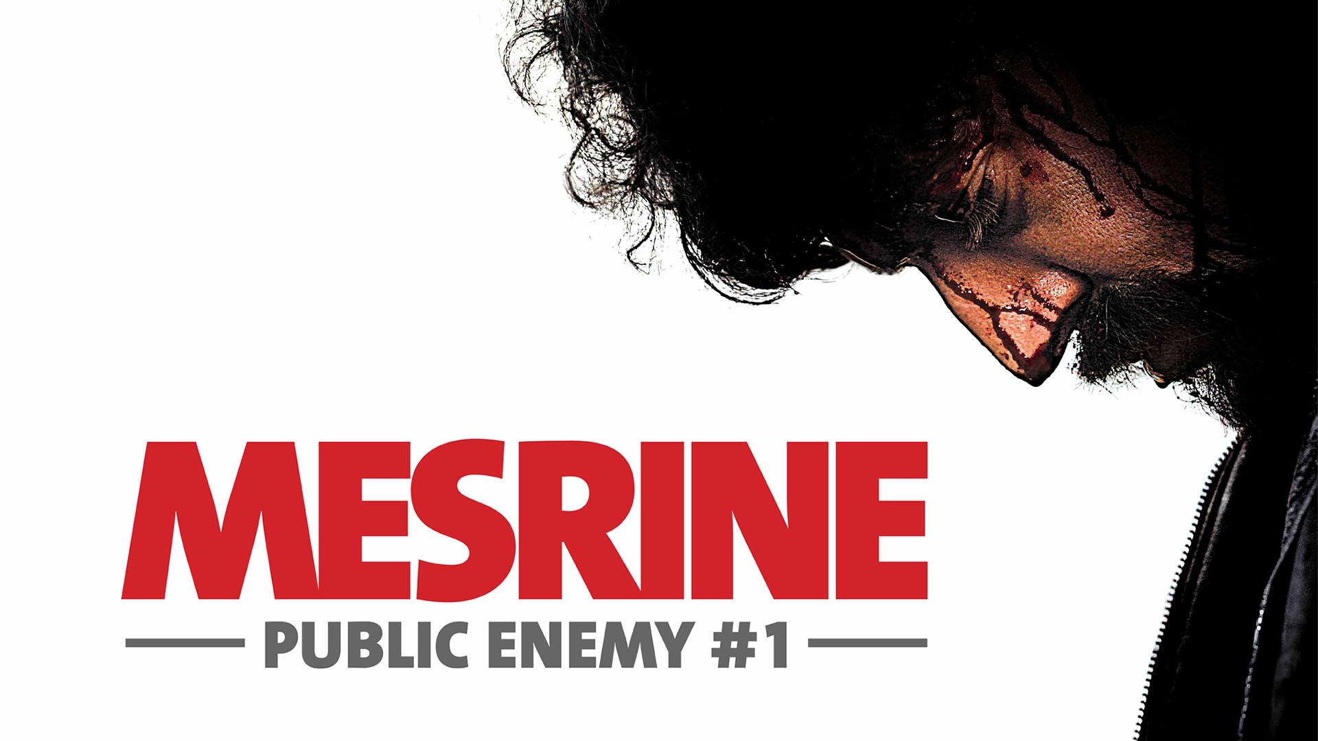 Mesrine: Public Enemy #1 (English Subtitled)