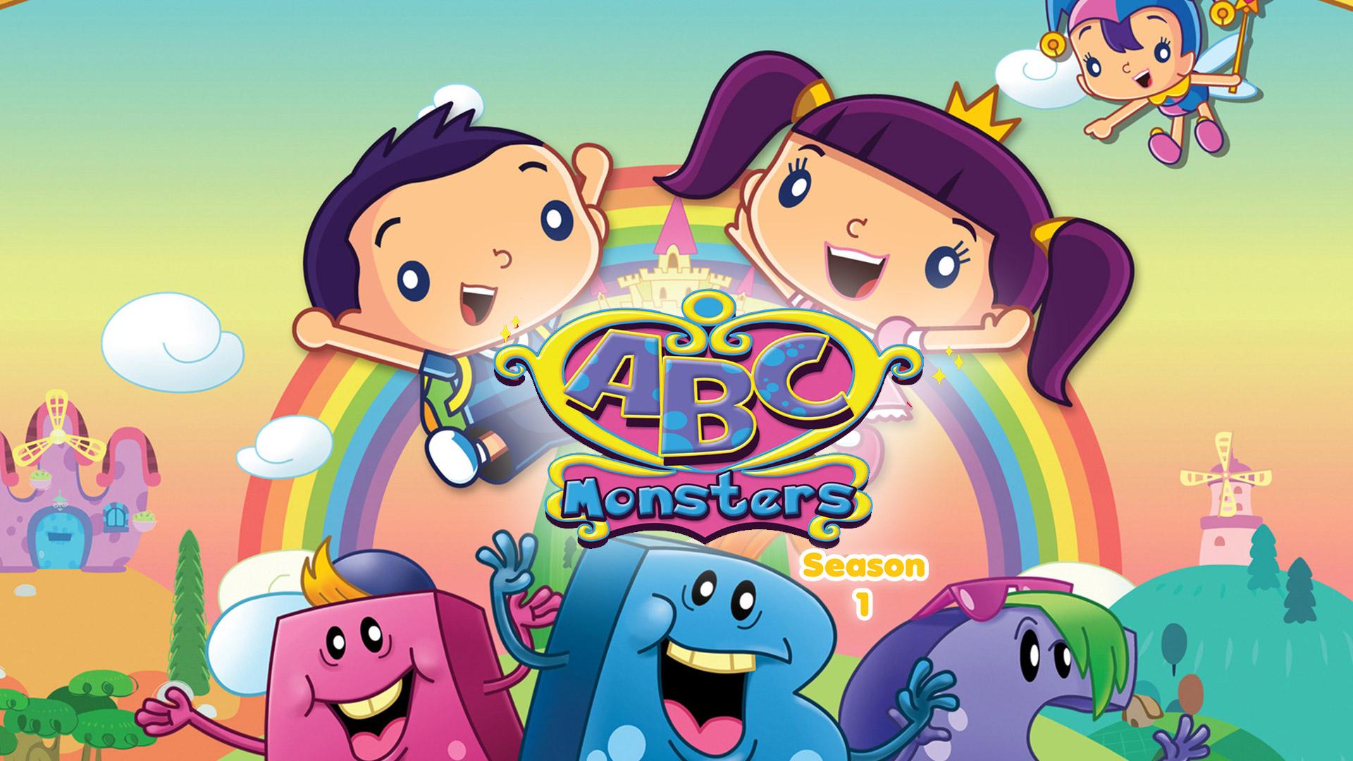 ABC Monsters - Season 1