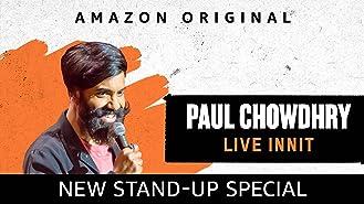 Paul Chowdhry Live Innit (4K UHD)