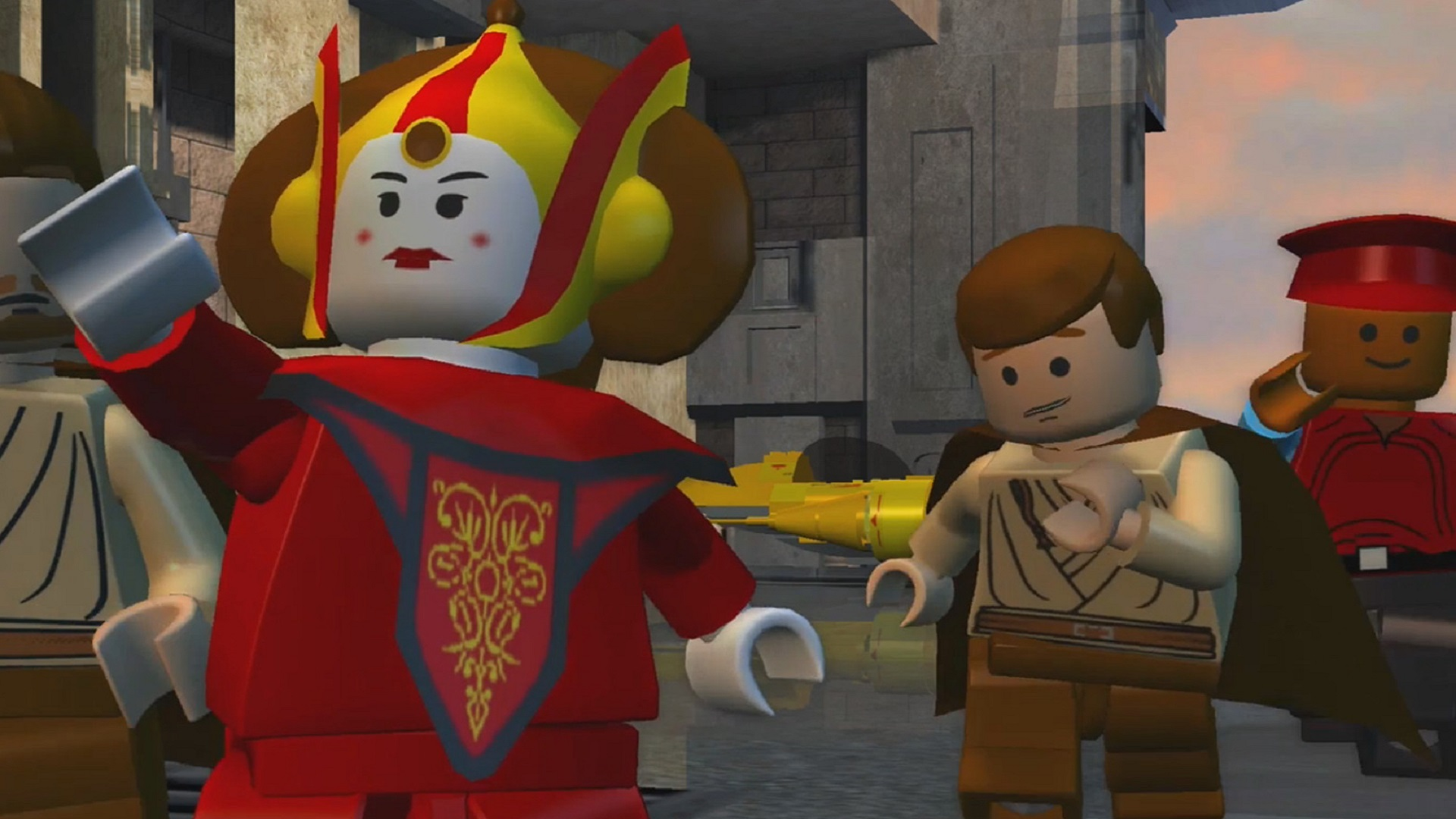 Watch Clip Lego Star Wars The Complete Saga Gameplay Prime Video