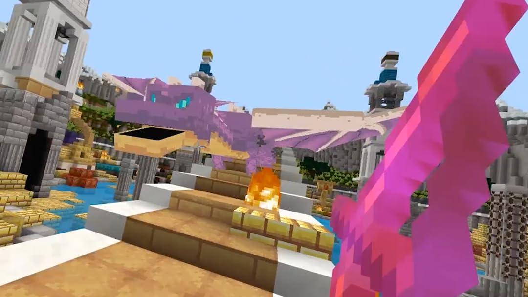 Watch Clip Minecraft Gameplay Adventurer S Dream Playthrough Prime Video