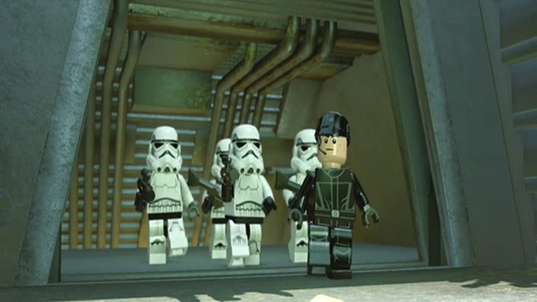 Watch Clip Lego Star Wars The Force Awakens Playthrough With