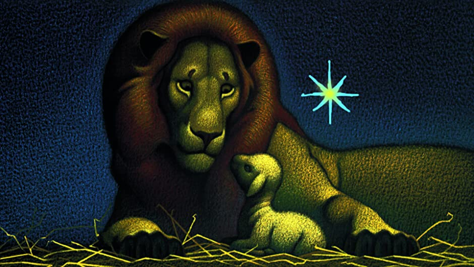 Amazon.com: The Lion and the Lamb, Told by Amy Grant and Christopher ...