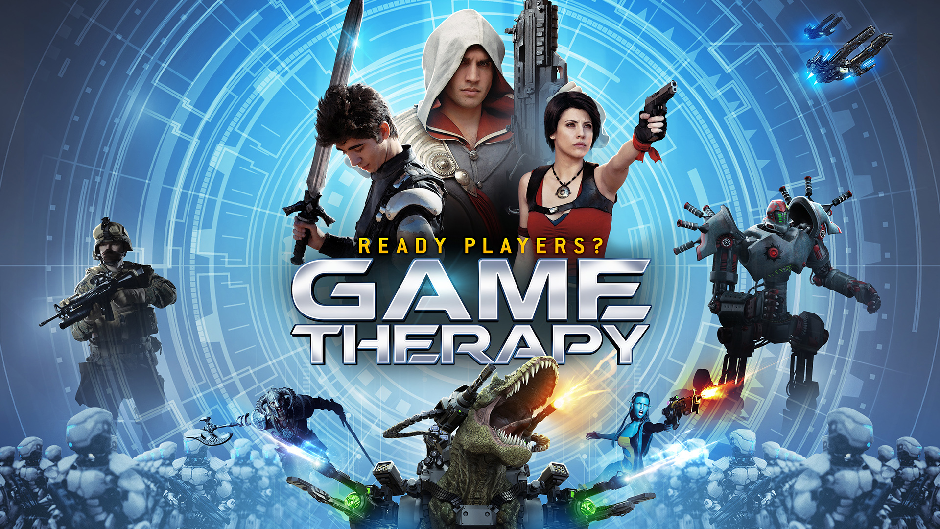 Game Therapy