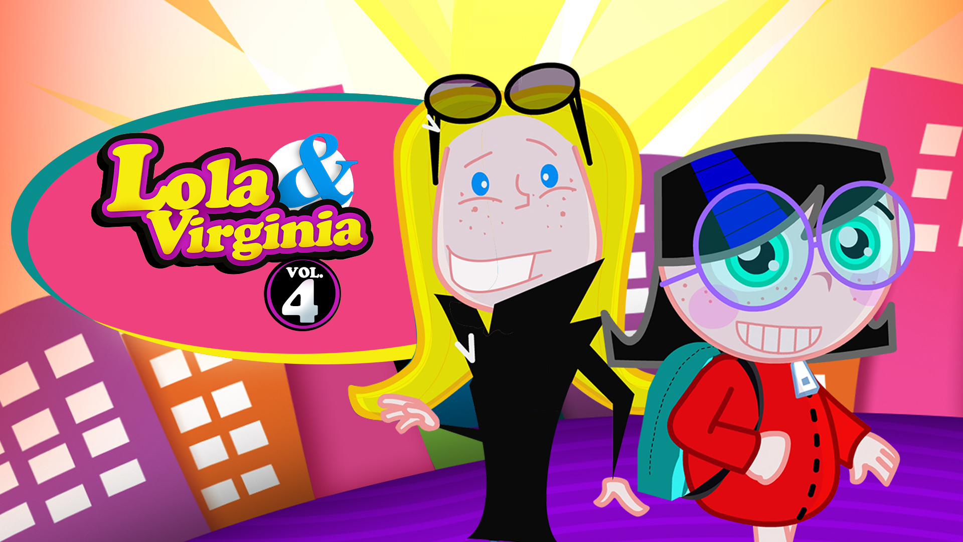 Lola & Virginia (volume 4)