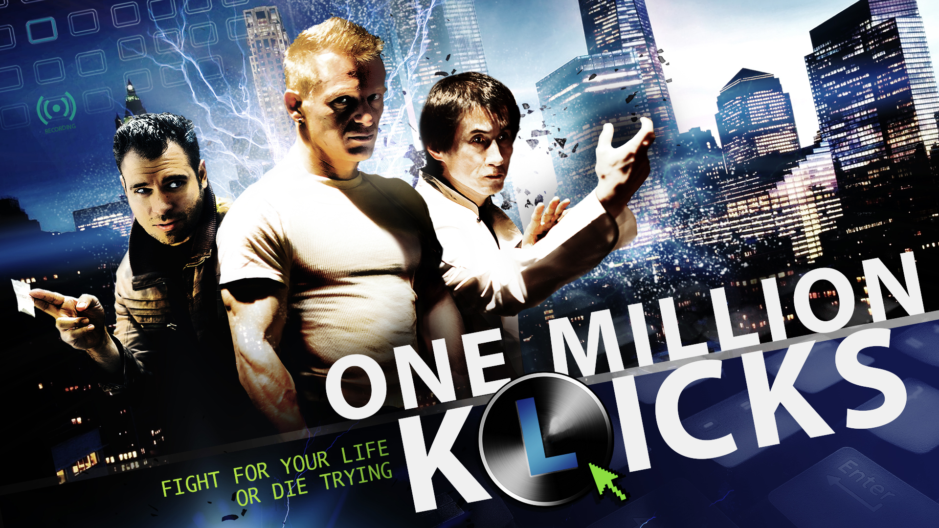 One Million Klicks