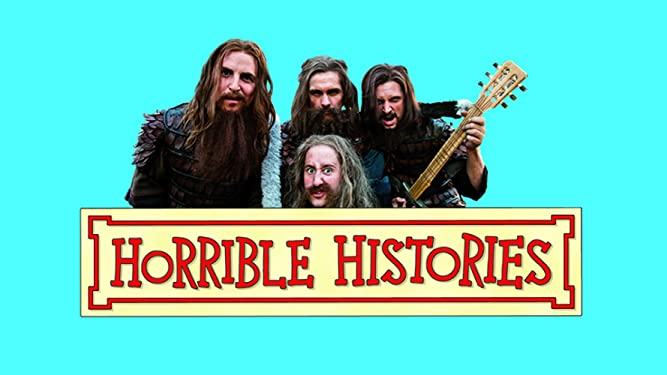 Horrible Histories Season 2