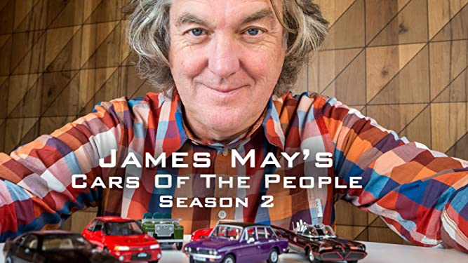 James May's Cars of the People, Season 2