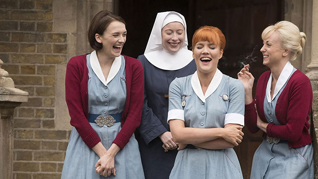 watch call the midwife season 7 christmas special online free