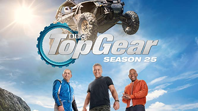 Top Gear (UK), Season 25
