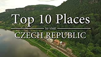 Top 10 Places to Visit Czech Republic
