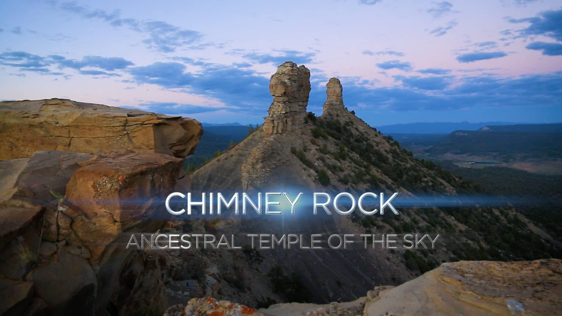 Chimney Rock - Ancestral Temple of the Sky