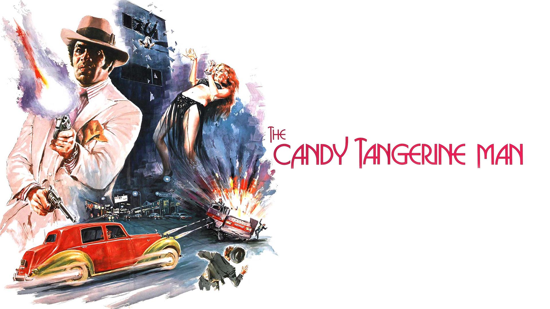 Candy Tangerine Man