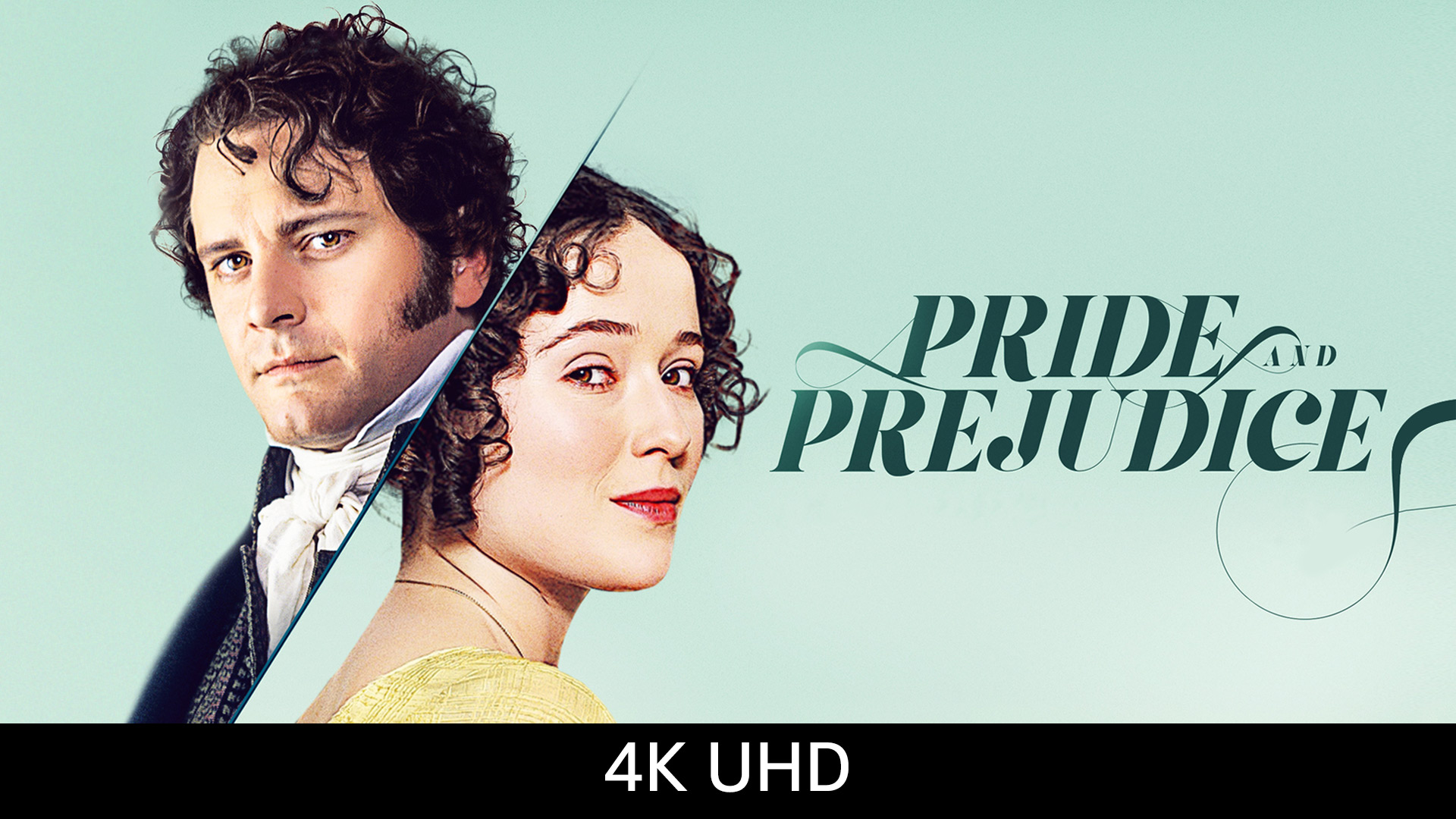 Pride and Prejudice (4K UHD)