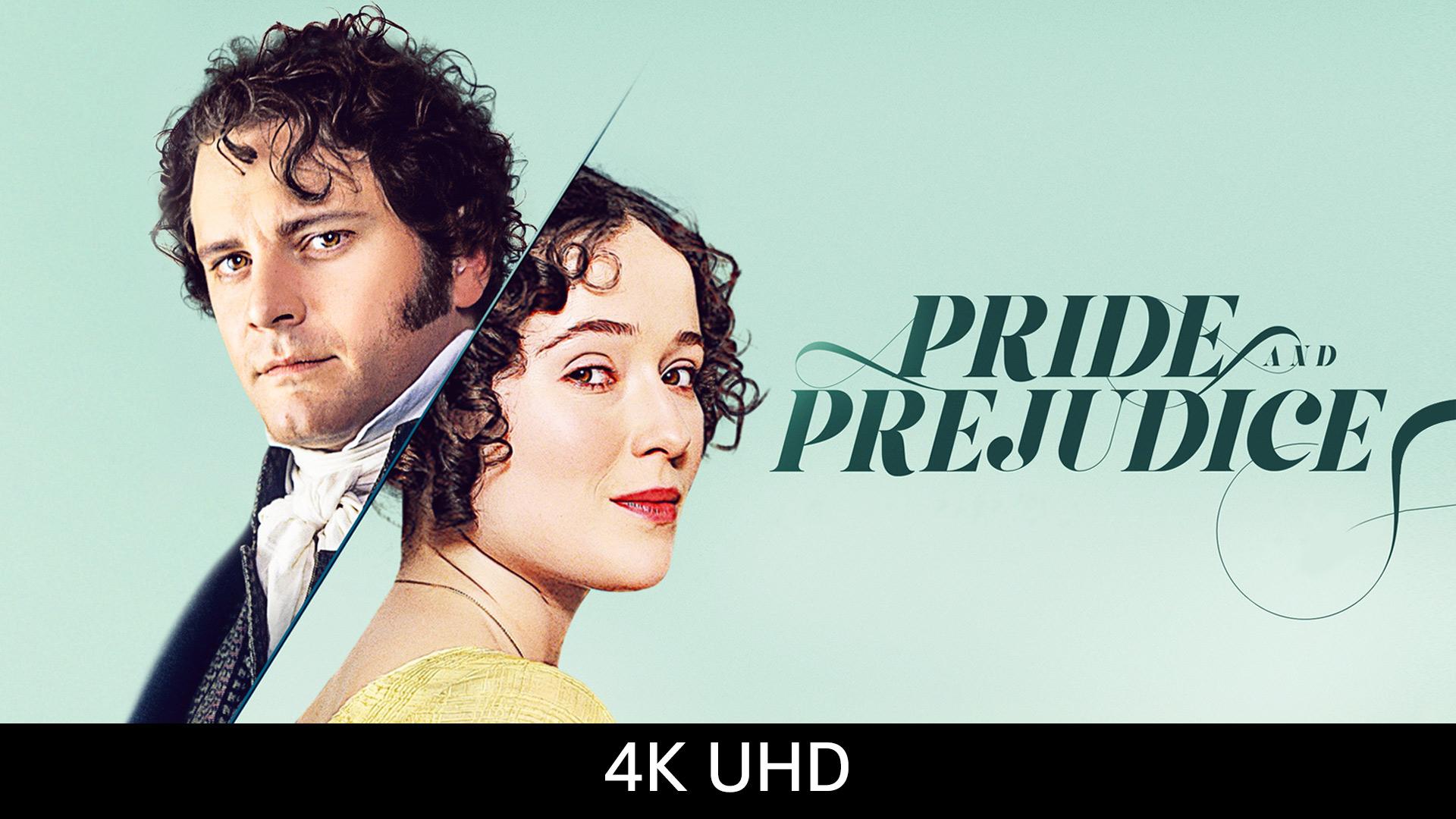Pride and Prejudice (4K UHD)