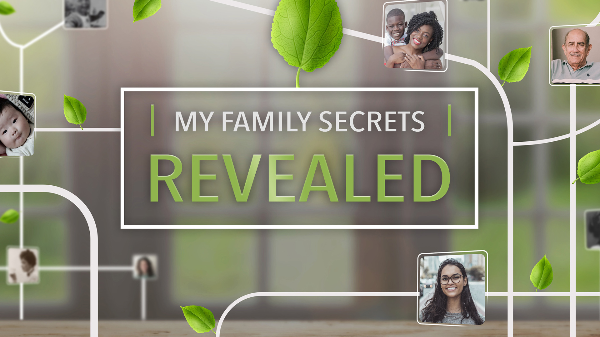 My Family Secrets Revealed