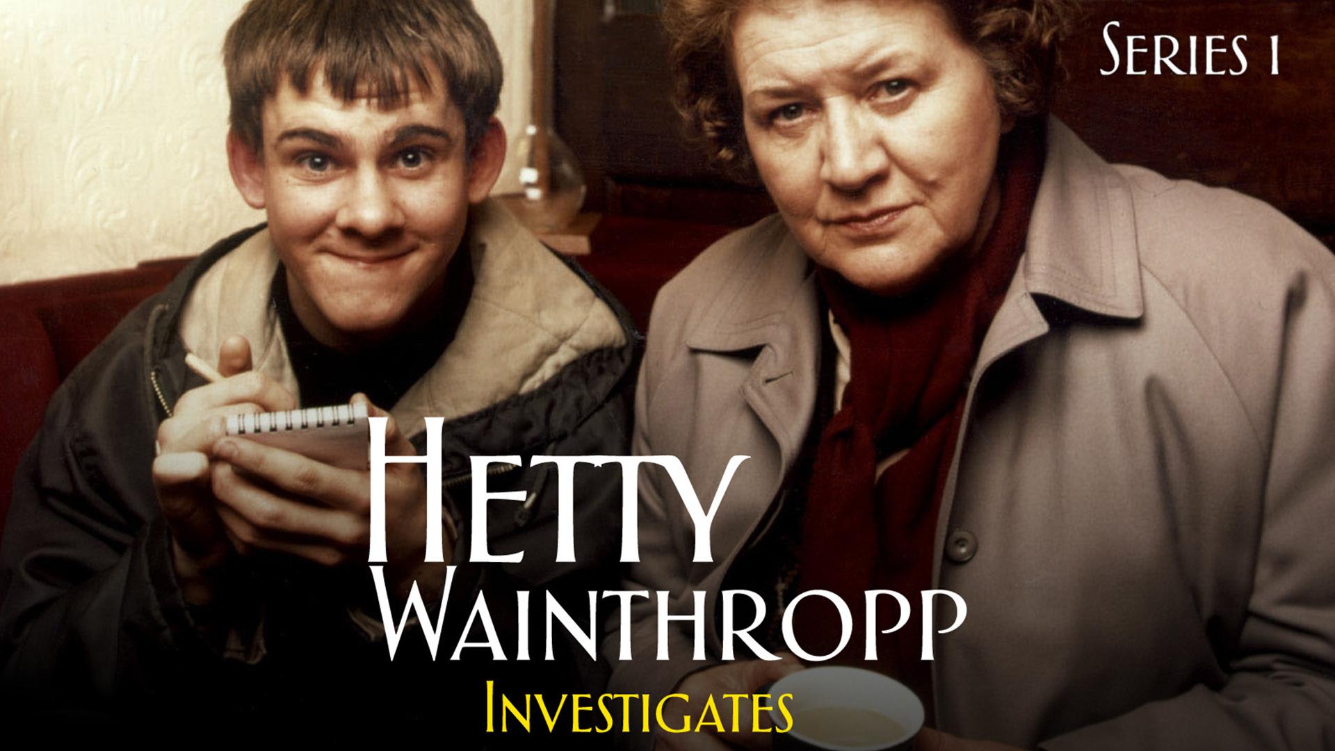 Hetty Wainthropp Investigates, Season 1