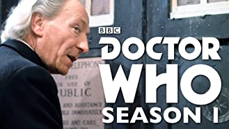 Classic Doctor Who, Season 1