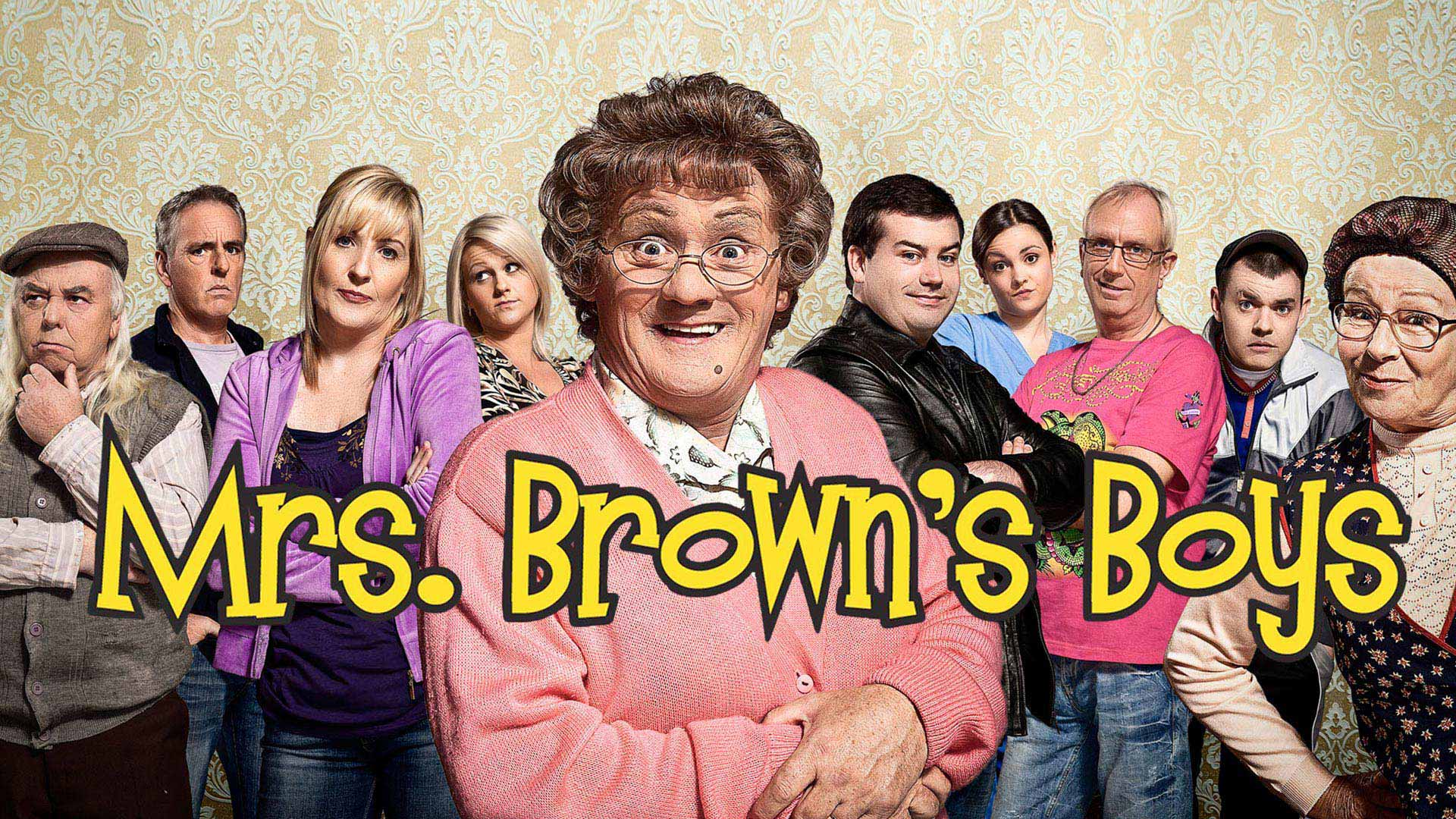 Mrs. Brown's Boys, Season 1
