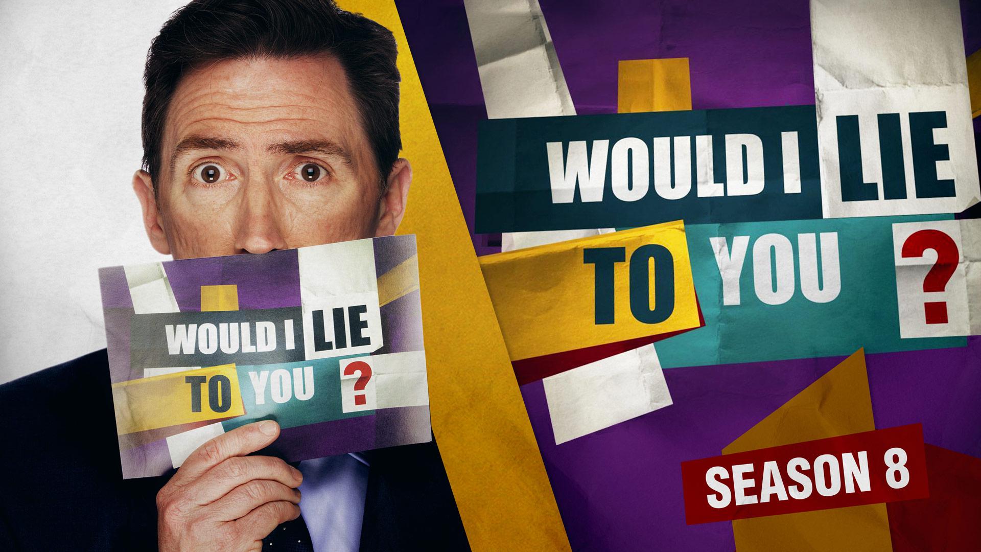 Would I Lie to You? Season 8