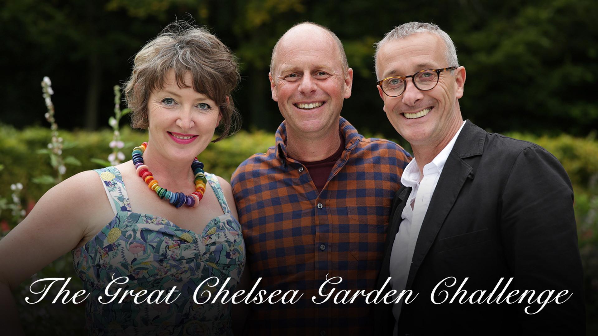 The Great Chelsea Garden Challenge